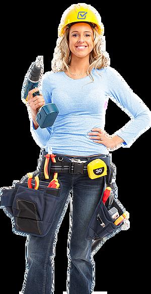 MaintenanceWoman